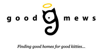 Good Mews - Finding good homes for good kitties...